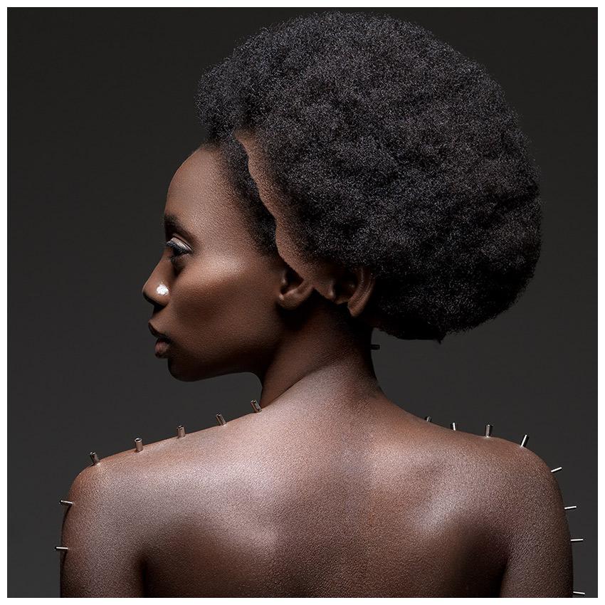 enlarge hair