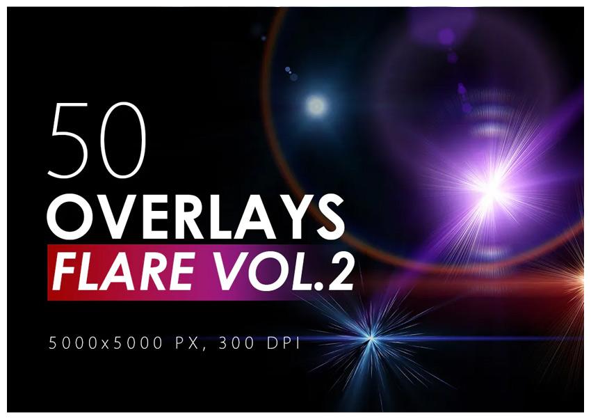 50 overlays