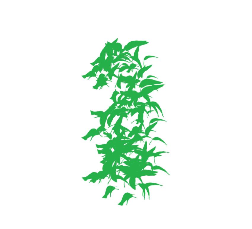 leaf brush