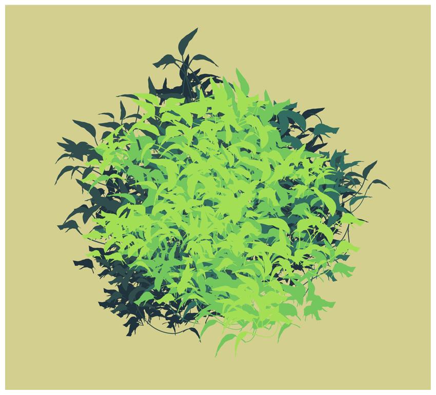 paint shrub
