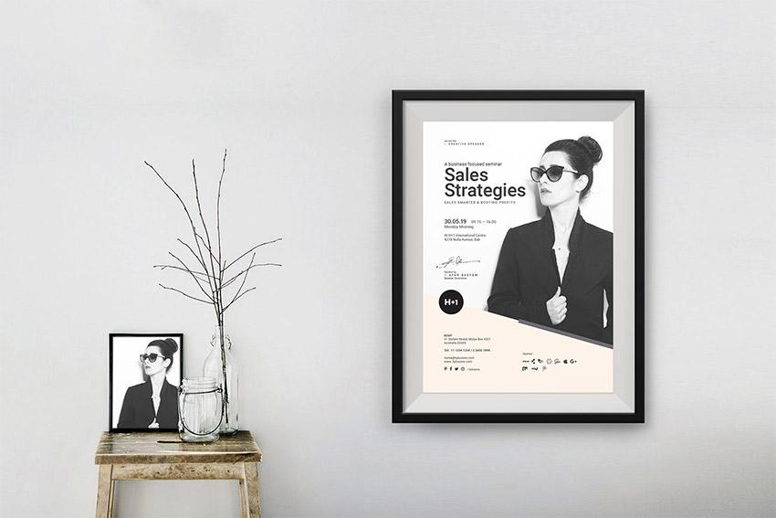 Seminars Posters
