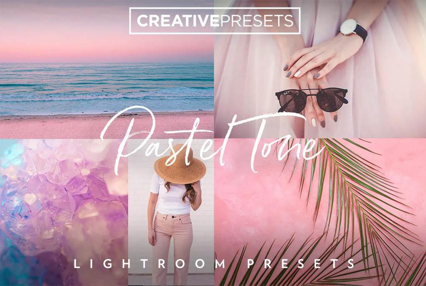 pastel photo effect