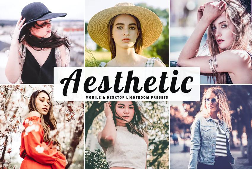 aesthetic photo effect