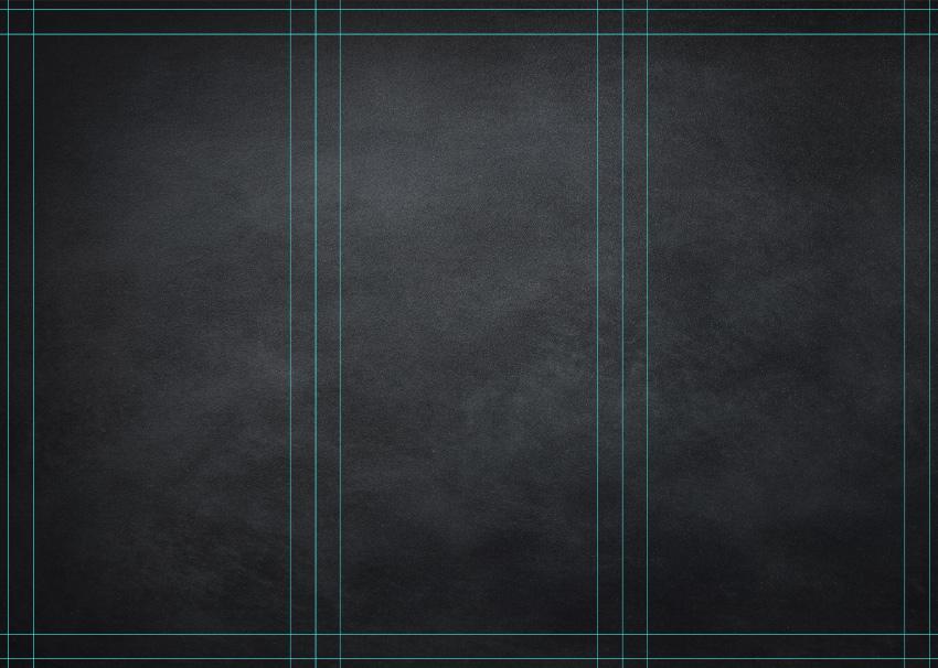 add chalk board background