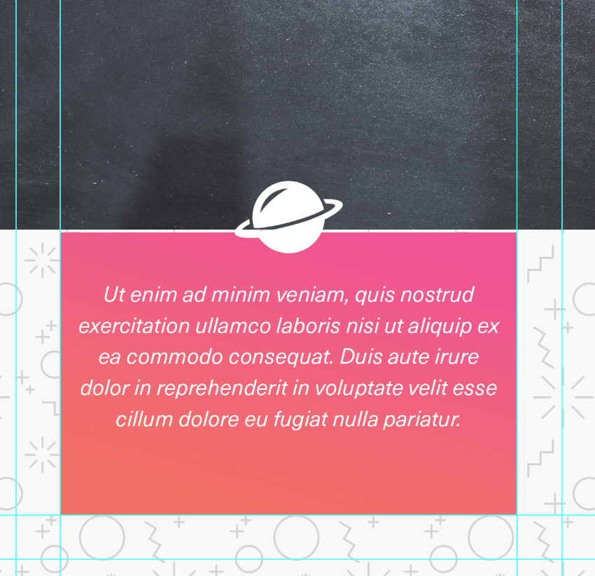 add pull qoute tri-fold brochure template
