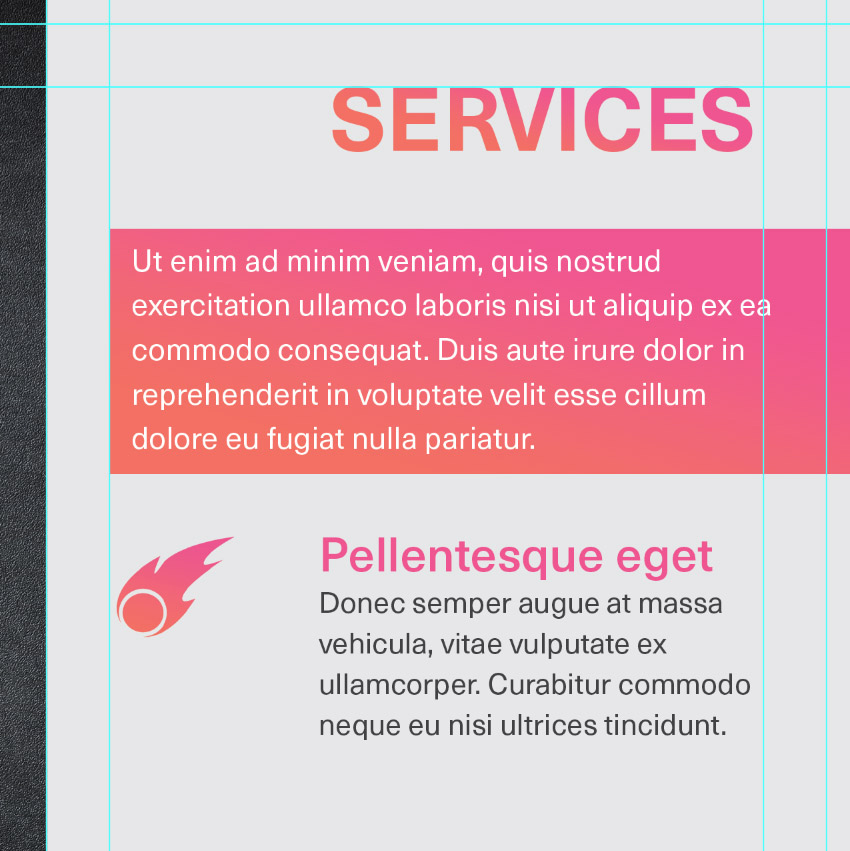 add service icon