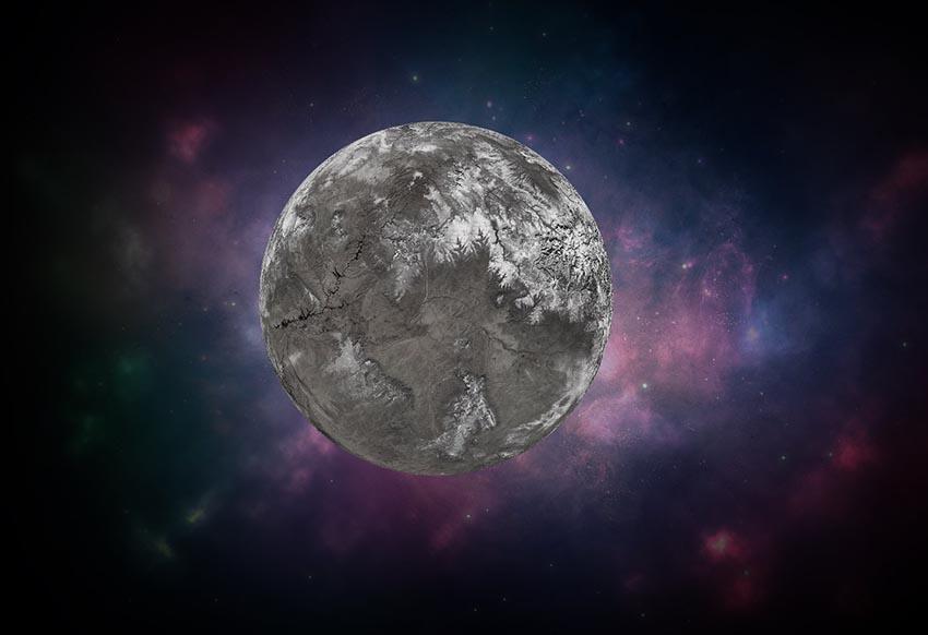 desaturate  planet