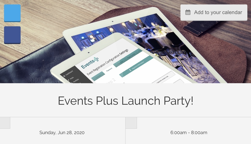 WordPress Events CALENDER Registration and Booking