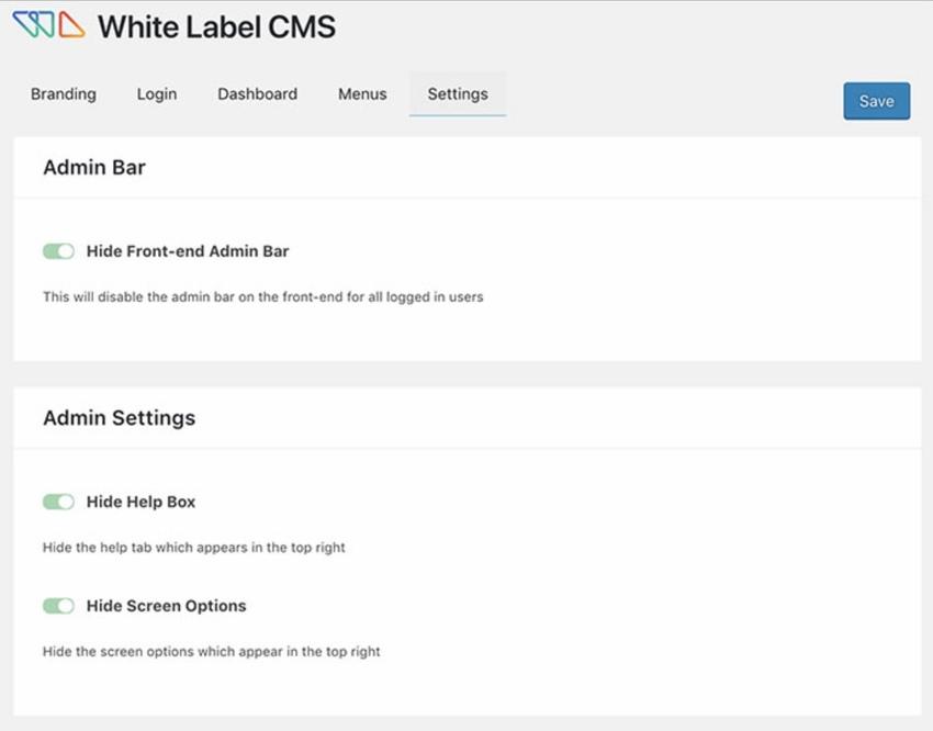 White Label CMS