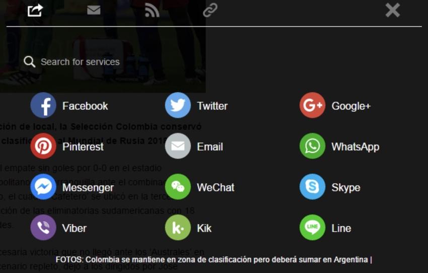 EMAILIT - WordPress Share Buttons Plugin