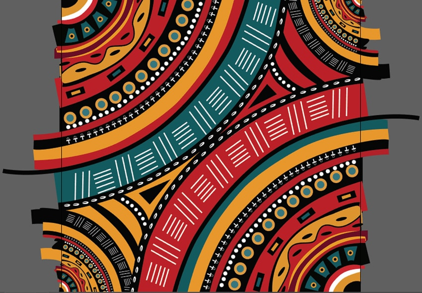 How to Create a Tribal African Inspired Pattern in Adobe