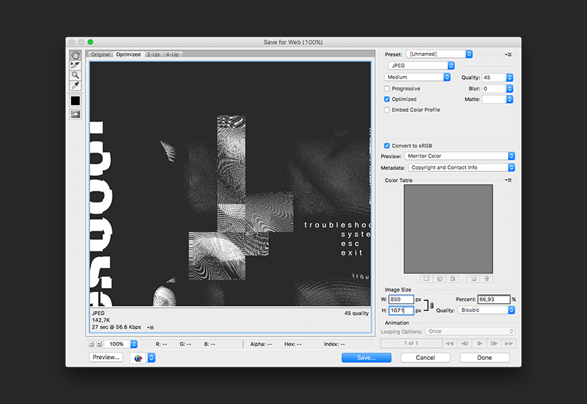 How to Create a Glitch Effect Poster in Adobe Illustrator and Photoshop