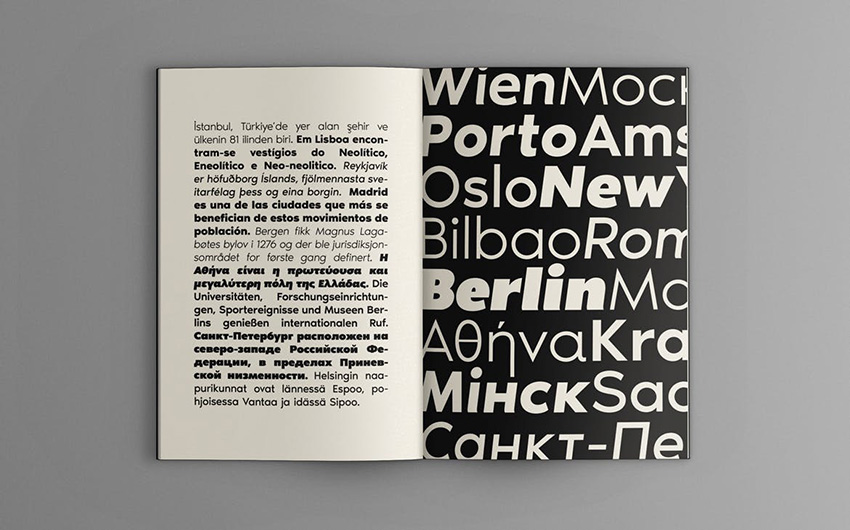 The Best Alternatives to the 10 Most Popular Fonts