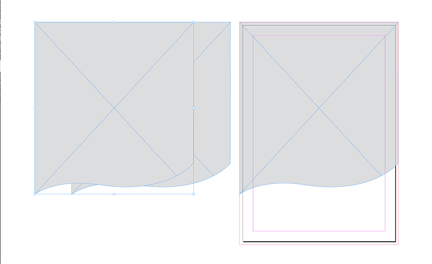Duplicate the object twice