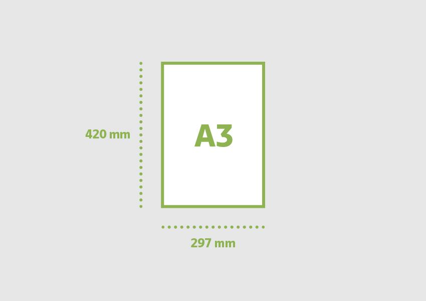 Standard & International Brochure Formats and Dimensions