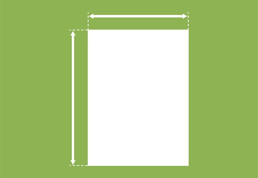 steps in making a brochure