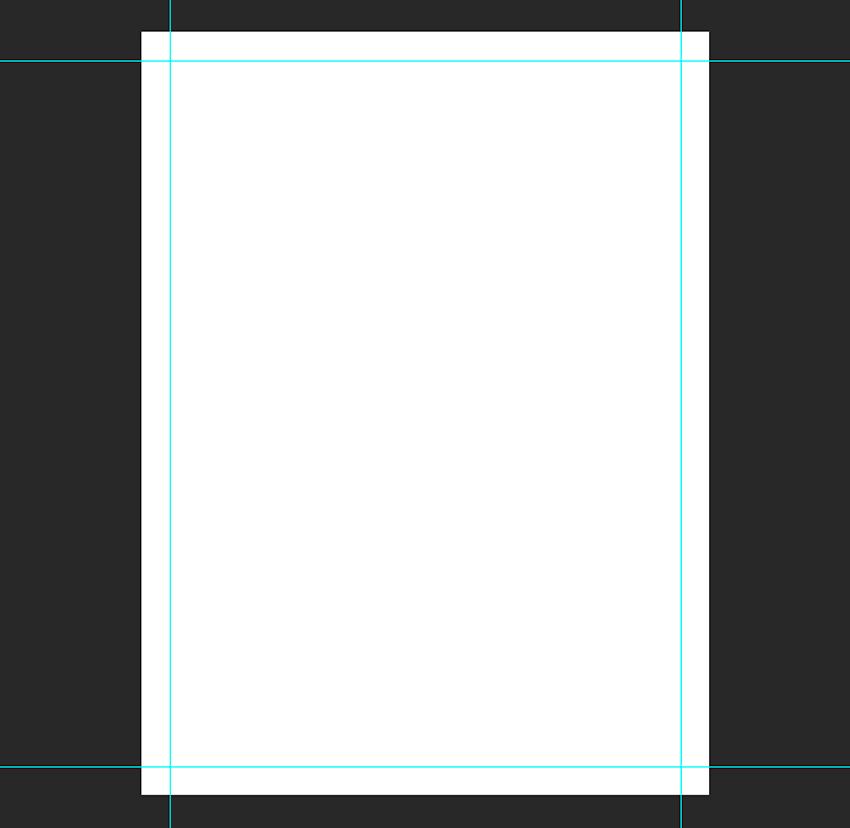 在文档周围添加边距指南