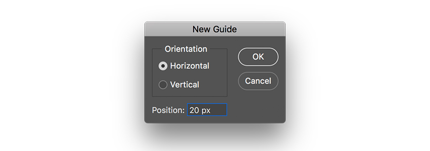 create margin guides