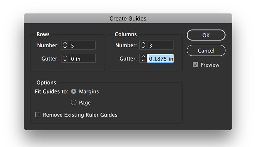 create guides