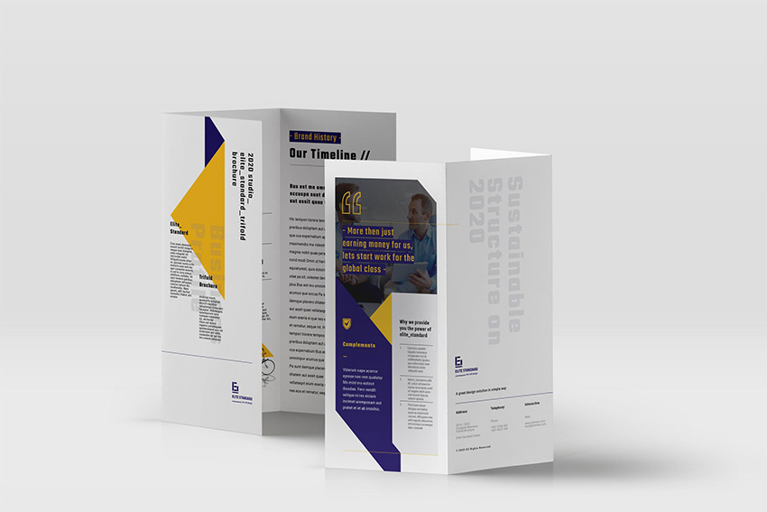 trifold brochure designers