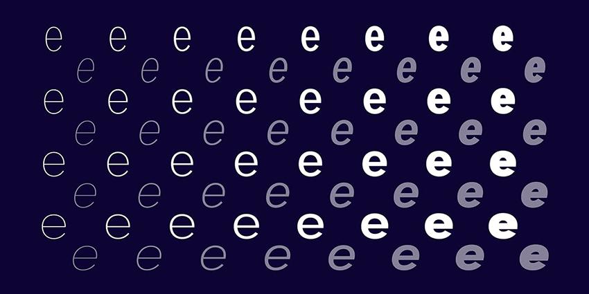 Modelica Font Family