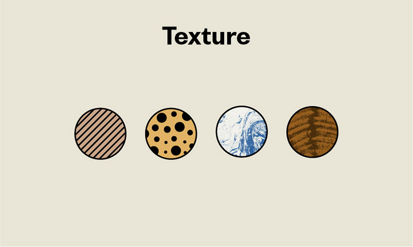 Elements of Design Texture