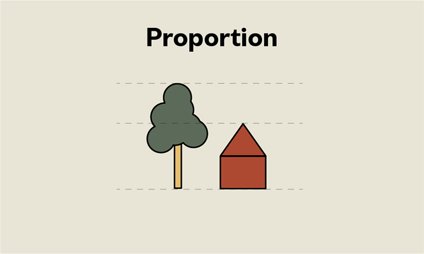 Principles of Design Proportion