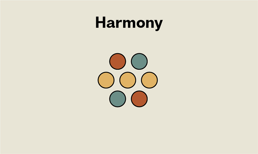 Principles of Design Harmony