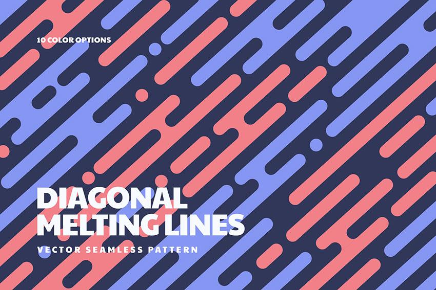 Melting lines