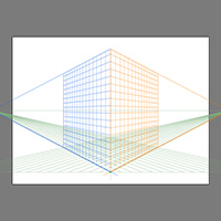 Illustrator in 60 Seconds The Perspective Grid