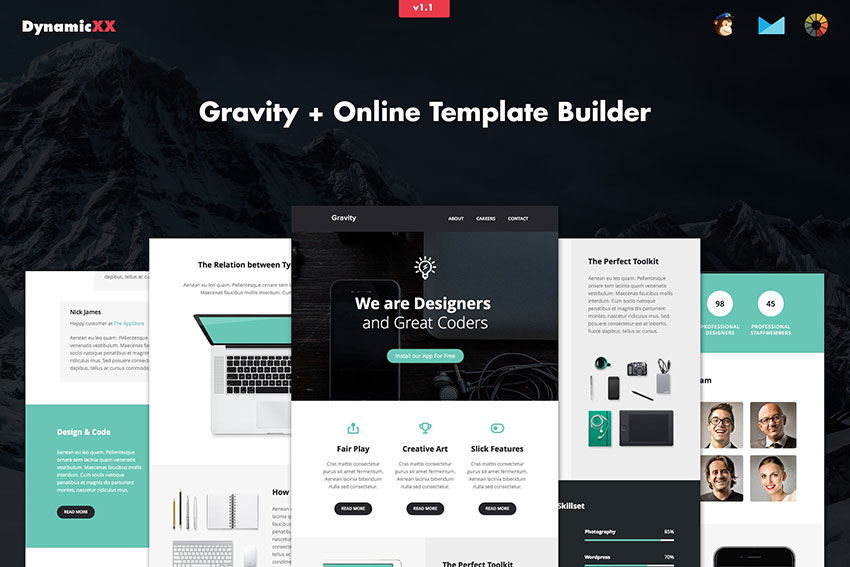 Best MailChimp Templates to Level Up Your Business Email Newsletter 2020