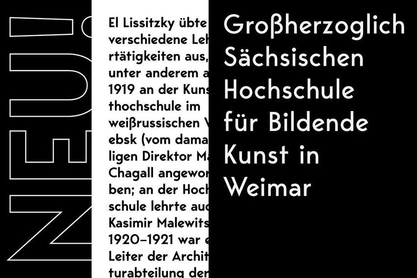 Fonts like Futura Bergen Sans