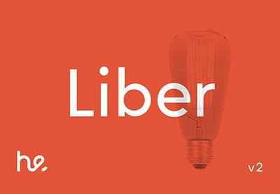 Image of FuturaFont Liber thumbnail