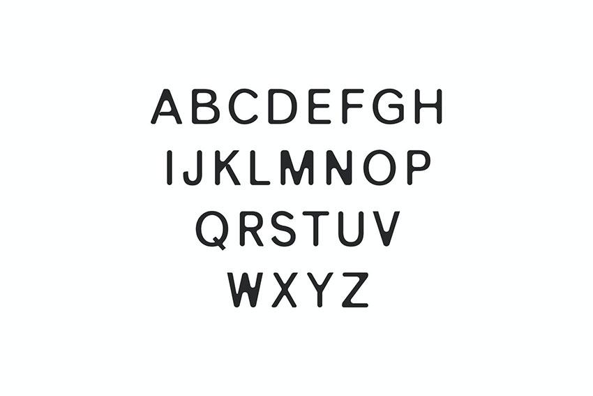 Enrique Sans, fonts like Arial