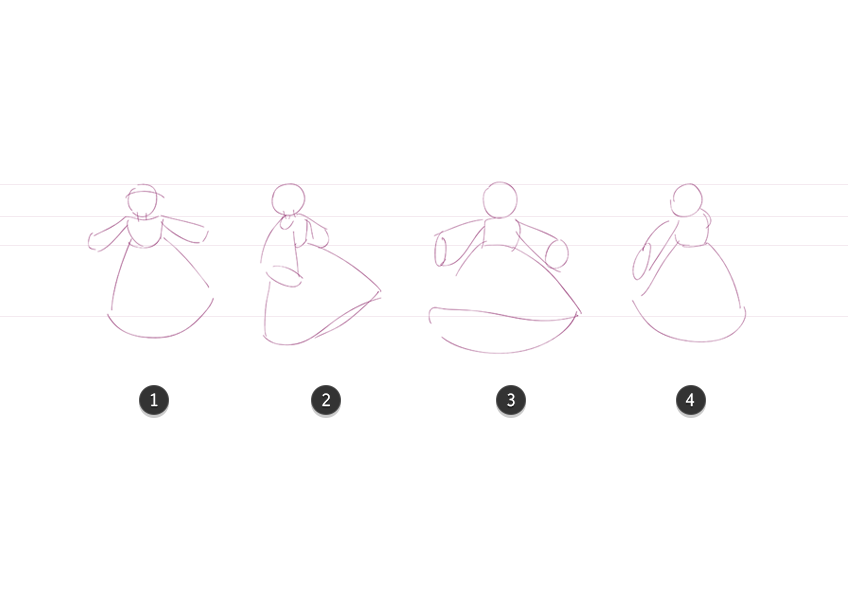 How to Animate a Twirling Girl in Toon Boom
