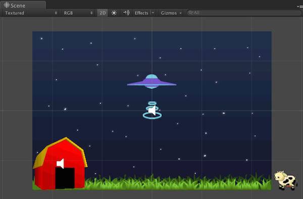 Working with Unity's 2D Tools
