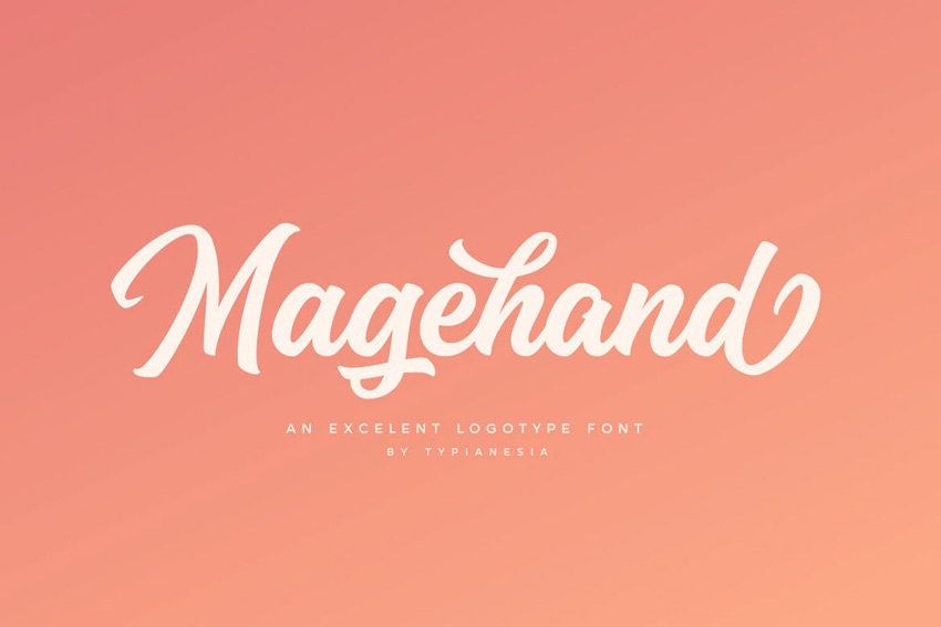 30 Beautiful Modern Script Fonts Typefaces For 2020