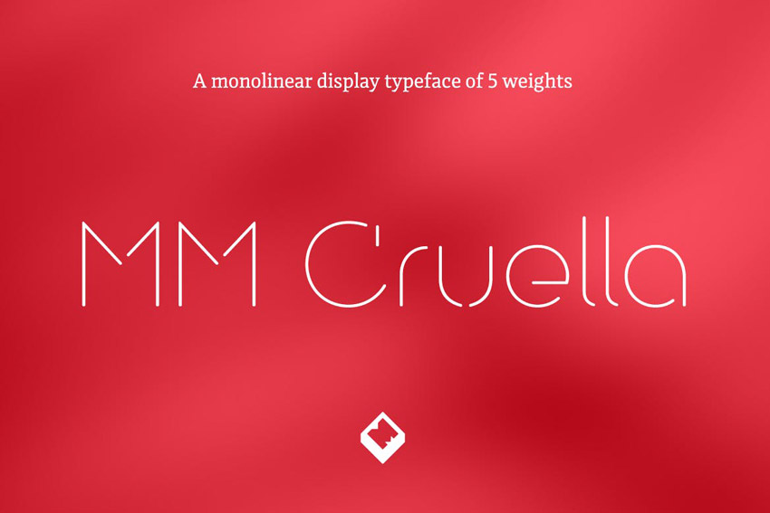 MM Cruella Font