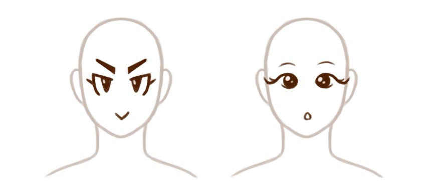 How To Draw Cartoon Eyes