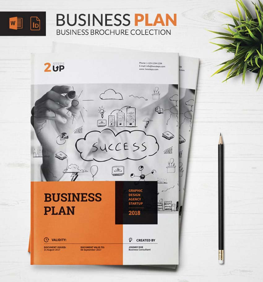 Business Plan Brochure