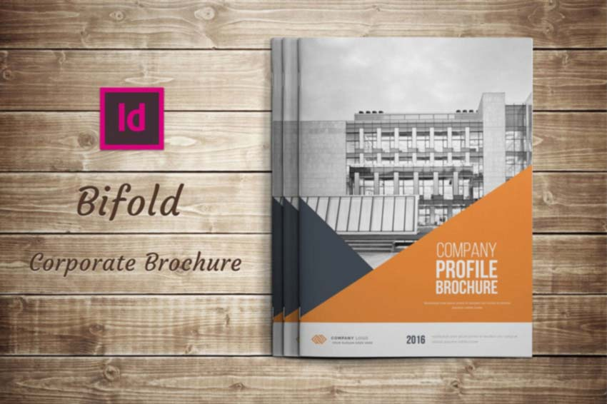 Bifold Corporate Brochure