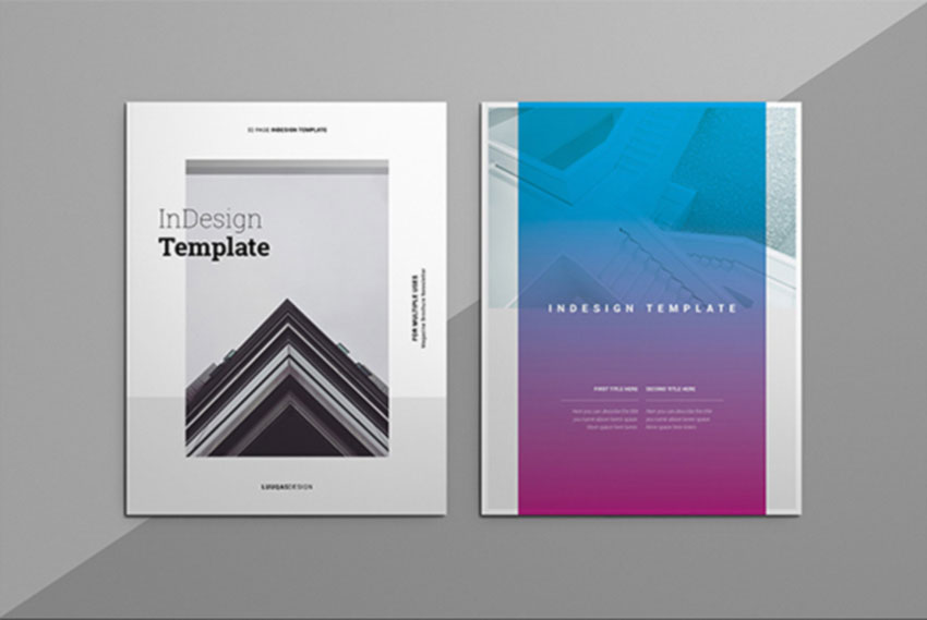 Multipurpose InDesign Magazine Template