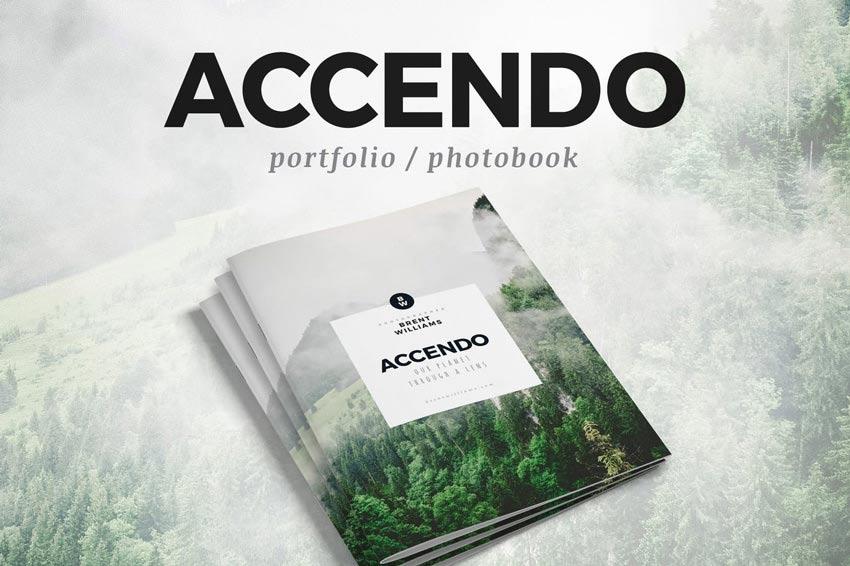 ACCENDO - Portfolio Template