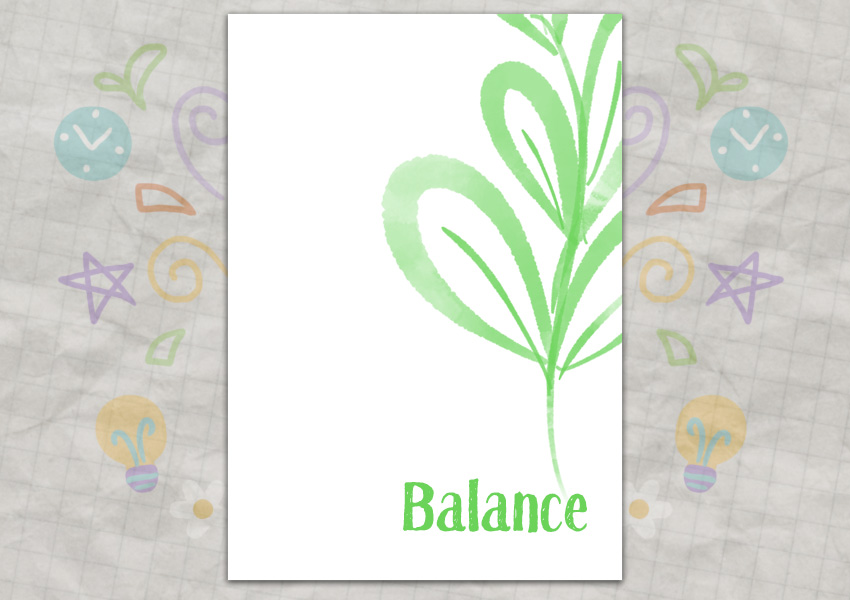 Balance Example