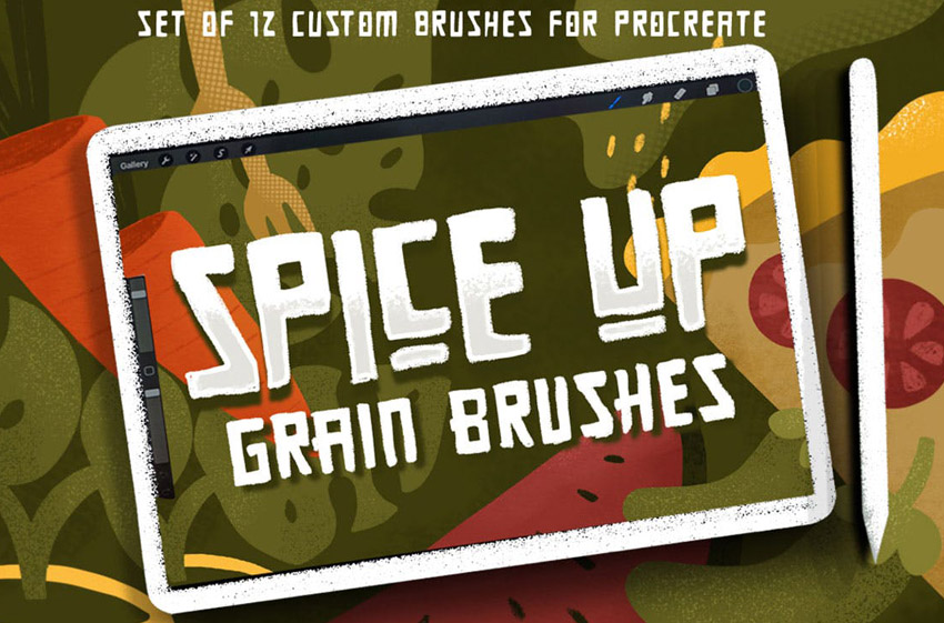 How to Create and Customize Procreate Brushes