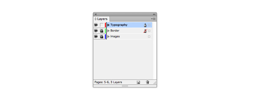 Typography Layer