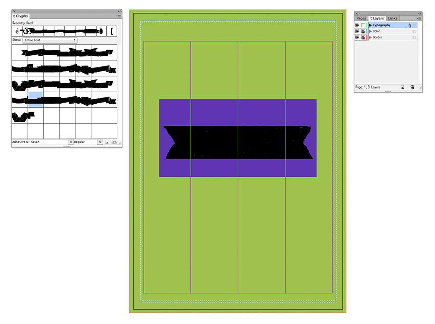 Banner Glyphs