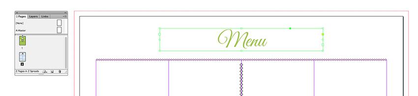 Adjusting the Type