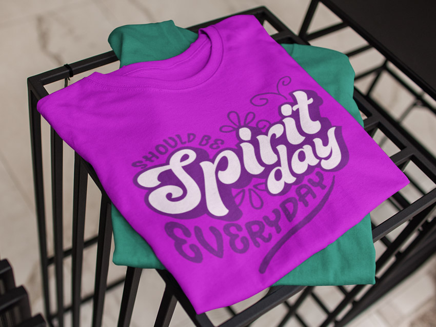 How To Create A Typographic T Shirt Design