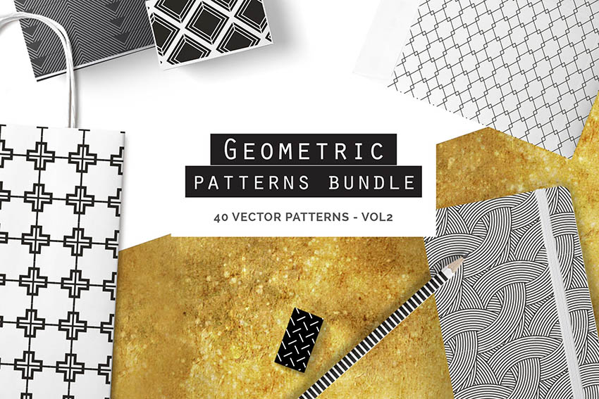 Geometric Patterns Bundle